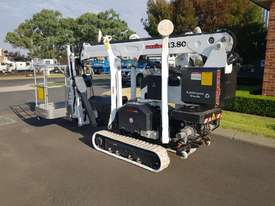 13m Crawler Mounted Spider Lift & Trailer package - picture10' - Click to enlarge