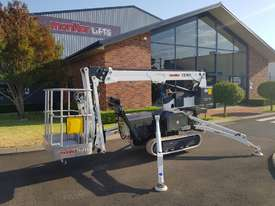 13m Crawler Mounted Spider Lift & Trailer package - picture13' - Click to enlarge