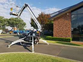 13m Crawler Mounted Spider Lift & Trailer package - picture15' - Click to enlarge