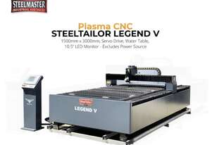 STEELTAILOR WATERTABLE CNC PLASMA  1500mm x 3000mm With Fastcam Offline Software FREE