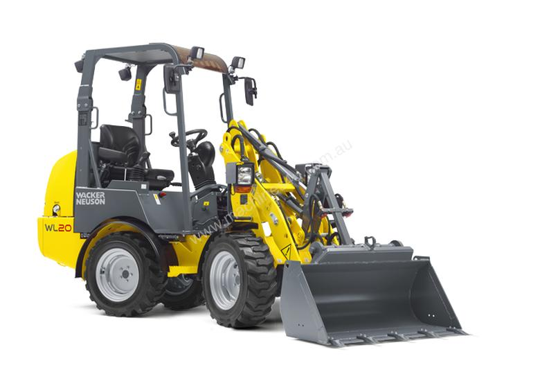 New Wacker Neuson WL20 Articulated Wheel Loader