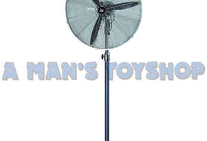 FLOOR FAN WORKSHOP 750MM PEDESTAL280WATT