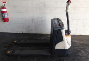 Electric Forklift Walkie Pallet WP Series 2011