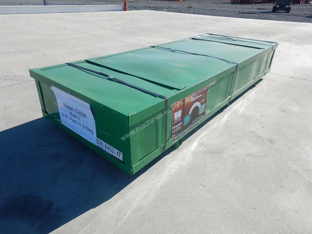 New suihe C2020 -450PVC 20 x 20 Single Trussed Container S Bins & Containers in PINKENBA, QLD
