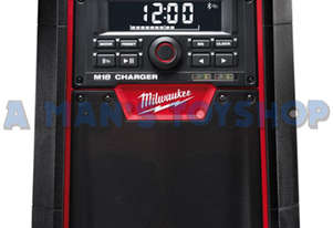 RADIO CHARGER 18V  BLUE TOOTH SKIN ONLY
