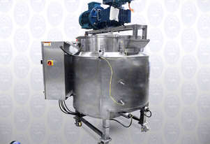 Flamingo Contra-Rotating Electrically Heat, Jacketed Tank Mobile Control Box 300L (EFT-J300-CONTRA)