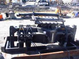 Manitou Kinshofer rotating pole/pipe/rod grab - picture0' - Click to enlarge