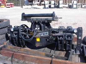 Manitou Kinshofer rotating pole/pipe/rod grab - picture1' - Click to enlarge