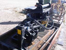 Manitou Kinshofer rotating pole/pipe/rod grab - picture3' - Click to enlarge
