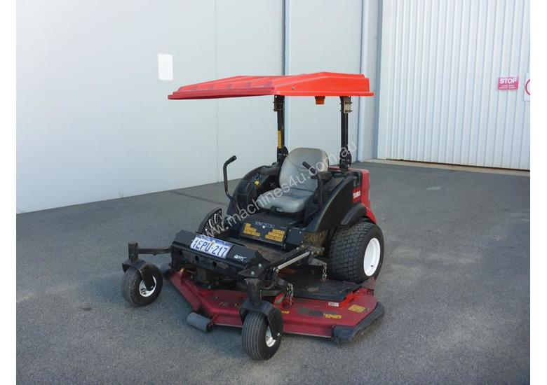 2016 toro 2016 Toro Groundsmaster 7210 30487TC Zero Turn Trim and