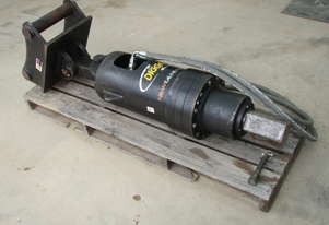 Digga PD50 Auger Drive & Attachments Suits 20T - 50T **HIRE ONLY**
