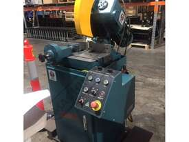 SA400 Brobo Semi-Automatic Ferrous Cutting Cold Saw - AS NEW 135 x 100mm Variable Blade Speed 20~100 - picture0' - Click to enlarge