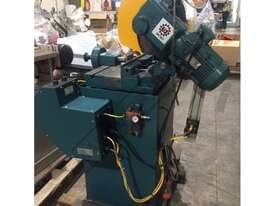 SA400 Brobo Semi-Automatic Ferrous Cutting Cold Saw - AS NEW 135 x 100mm Variable Blade Speed 20~100 - picture2' - Click to enlarge