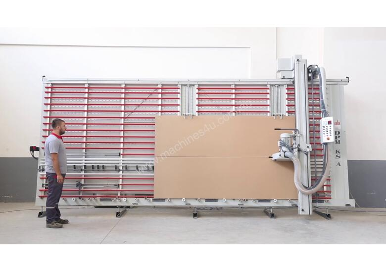 Automated Wallsaw - power through your workload!