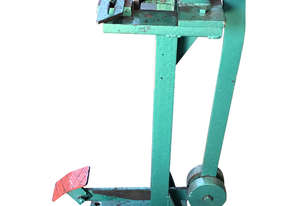 Sheet Metal Corner Notcher 75mm x 75mm Maximum Notcher