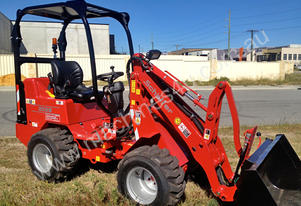 Schaffer 2028 Mini Articulated Loader