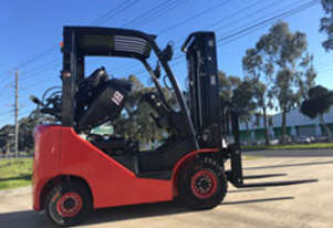 Brand New Hangcha 1.8 Ton Dual Fuel Forklift
