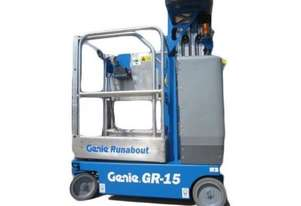 Genie 15 ft Manlift Vertical Lift