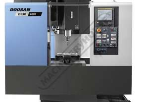 DEM 4000 CNC Vertical Machining Centre