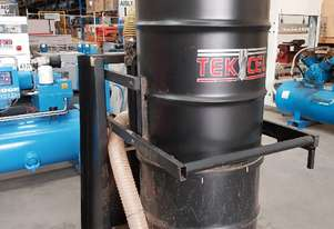 TEKCEL DUST EXTRACTOR HIGH PRESSURE SYSTEM FOR CNC ROUTERS * SOLD 24/1/20 *