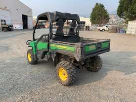 John Deere XUV 855D Gator Utility Vehicle - picture0' - Click to enlarge