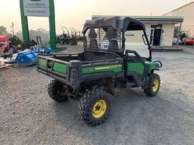 John Deere XUV 855D Gator Utility Vehicle - picture1' - Click to enlarge