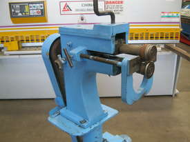 Bramley Heavy Duty Swage and Jenny Power Operated - picture3' - Click to enlarge
