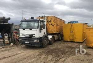 Iveco   MP4500 Hook Truck
