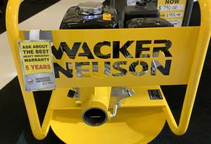 Wacker Neuson Flexi Drive Trash Pump