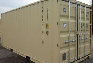 New 20 Foot GP Standard Shipping Container in Stock Melbourne
