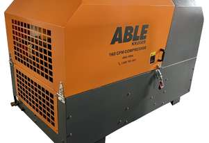 Diesel Screw Compressor 160 CFM