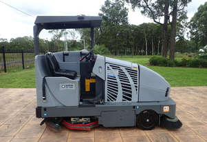 Nil Fisk CR 1200 Sweeper Sweeping/Cleaning