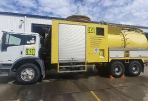 Iveco 2350G Vacuum Jetting Combination Truck