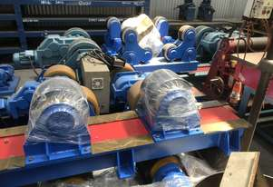 Welding Rotators - Numerous sets