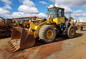 2003 Komatsu WA380-5H Wheel Loader *CONDITIONS APPLY*