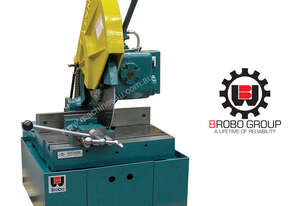 Brobo Waldown Cold Saw S400B Metal Saw 415 Volt 21/42 RPM Bench Mounted