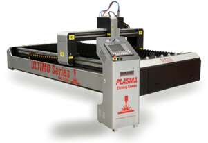 ULTIMO Network Remote Technology, Combo CNC Plasma & Etching - Offline Software Included