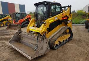 CAT 259D TRACK LOADER WITH LOW 600 HOURS