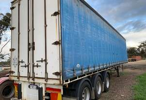 Trailer Curtainsider Freighter 45ft SN724 1TNO022