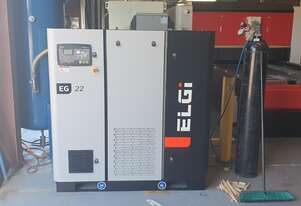 Elgi Screw Compressor 15Kw 98CFM