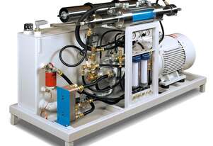 E Series  Waterjet  Intensifiers 50hp (MADE IN THE USA)