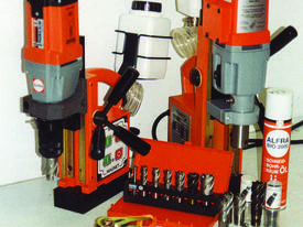 ALFRA EM 80 Magnetic Base Drill. 80mm Drilling Capacity. Made in Germany. - picture5' - Click to enlarge