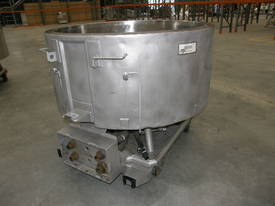 Stainless Steel Jacketed Tank - Capacity 700 Lt. - picture1' - Click to enlarge