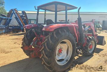 McCormick Cx85 With McCormack Loader