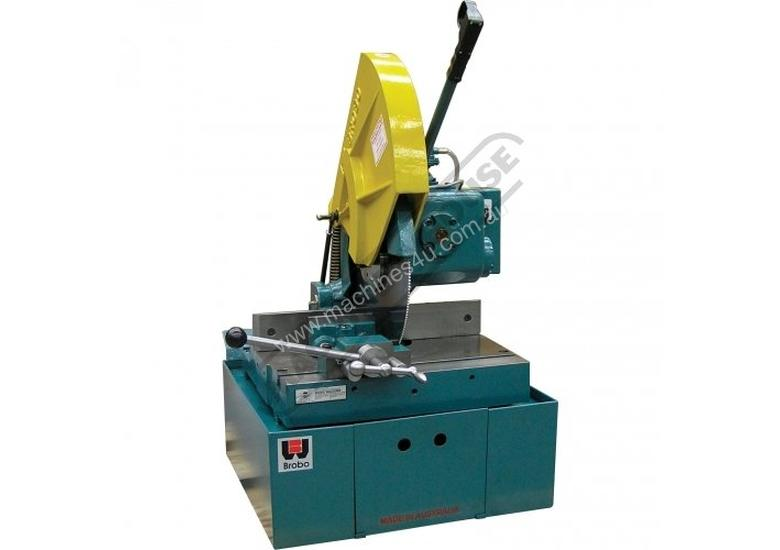 S350D Brobo Cold Saw 135 x 90mm Rectangle Capacity Single Speed 42rpm