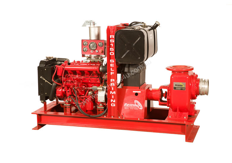 Remko RS150 Irrigation Package ( Diesel Pump )