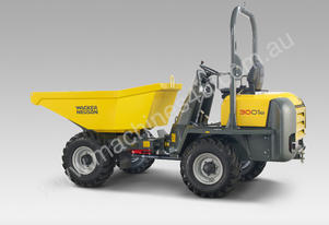 Wacker Neuson NEW 3001 Swivel Dumper