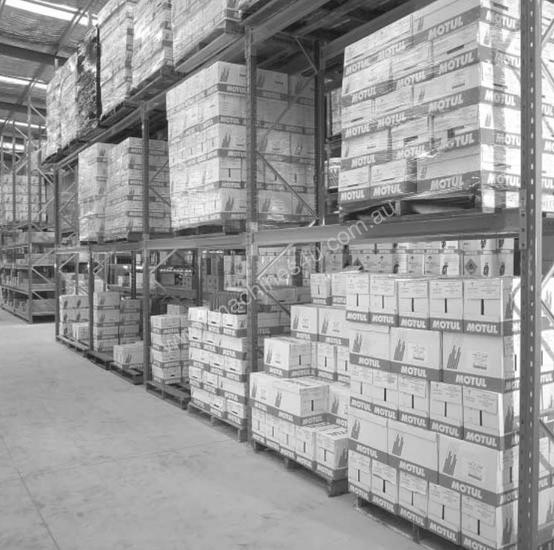 DEXION SELECTIVE PALLET RACKING