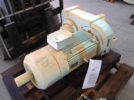 Hollow Shaft Geared Motor - picture0' - Click to enlarge