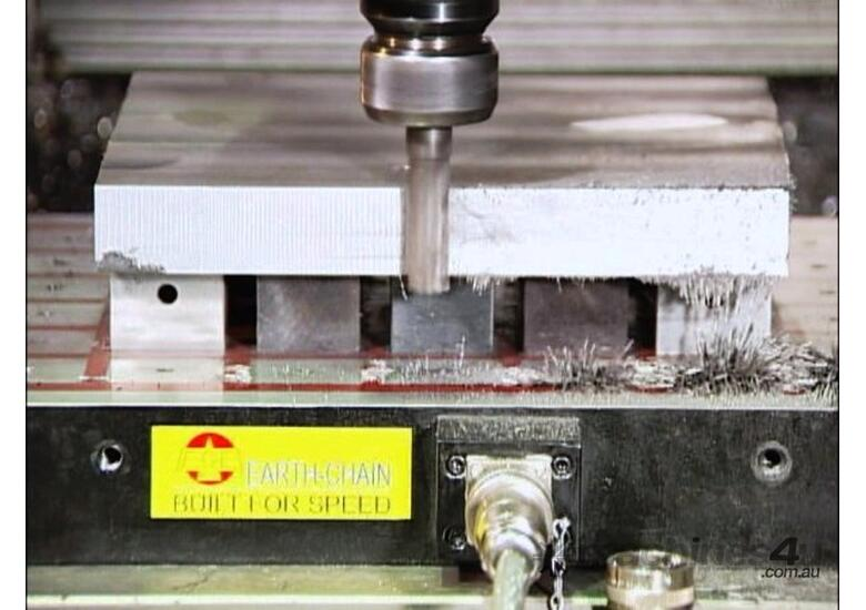 MagVise Unobstructed 5 Sided Machining